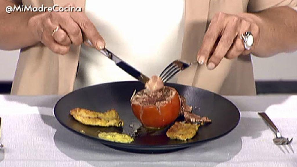 """María Jiménez Latorre, sobre el plato Montse: """"El empanado está crudo y grasiento"""""""