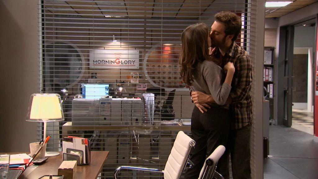Natalia y Sergio se van a vivir juntos