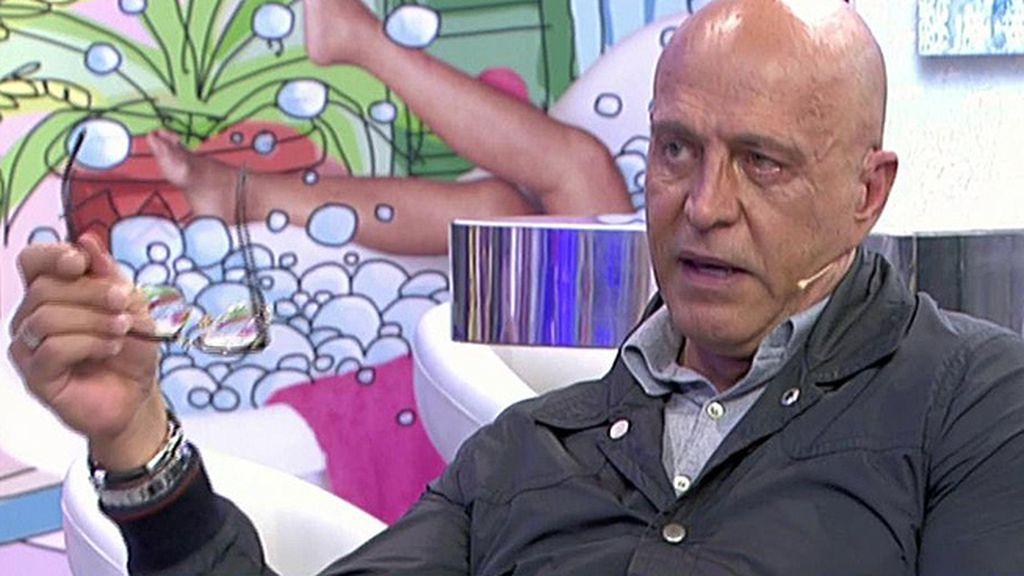Alba Carrillo no tomará medidas legales contra Fonsi Nieto, según Matamoros