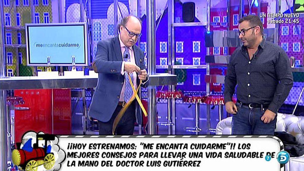 El Doctor Gutiérrez mide a J.J. Vázquez
