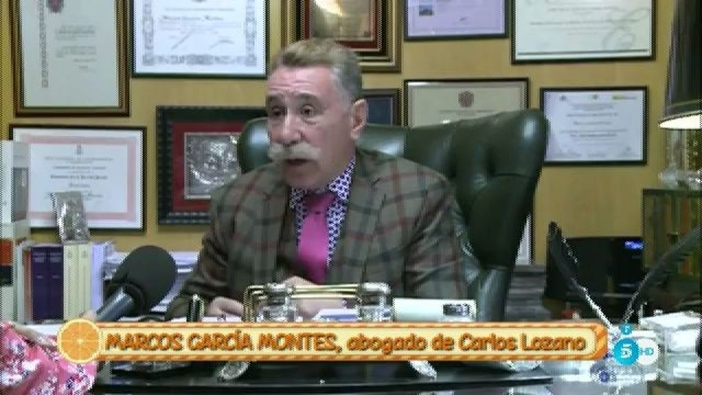 El abogado de C. Lozano asegura que F. Nicolás podría llegar a pagar 300.000€