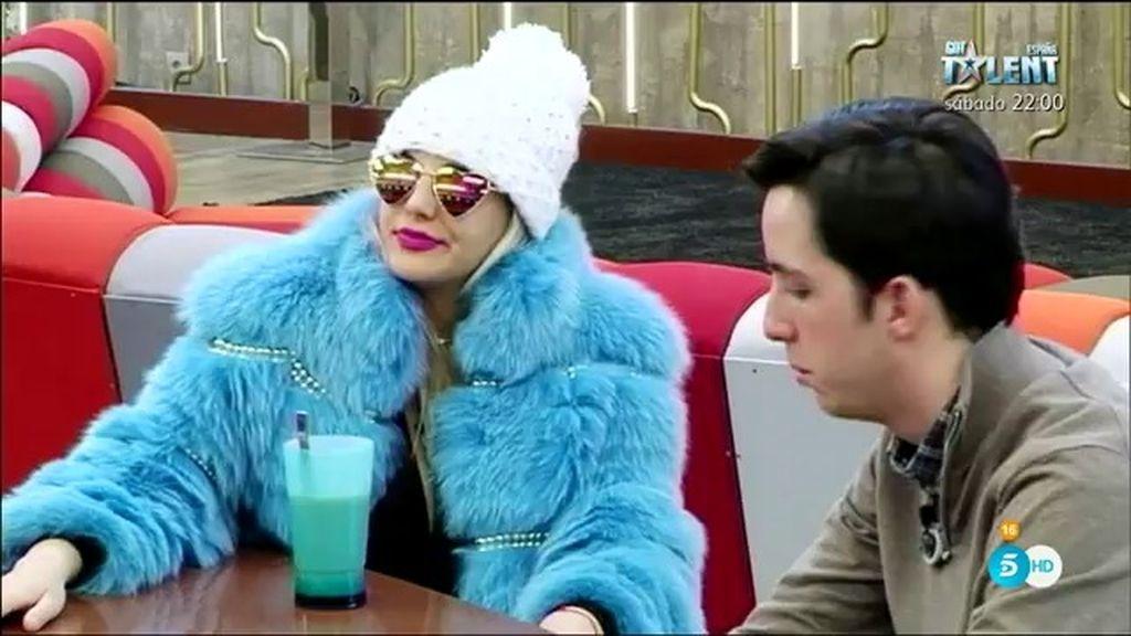 """Carlos, defensor de Charlotte ante Alejandro y Fran: """"Es acoso en toda regla"""""""