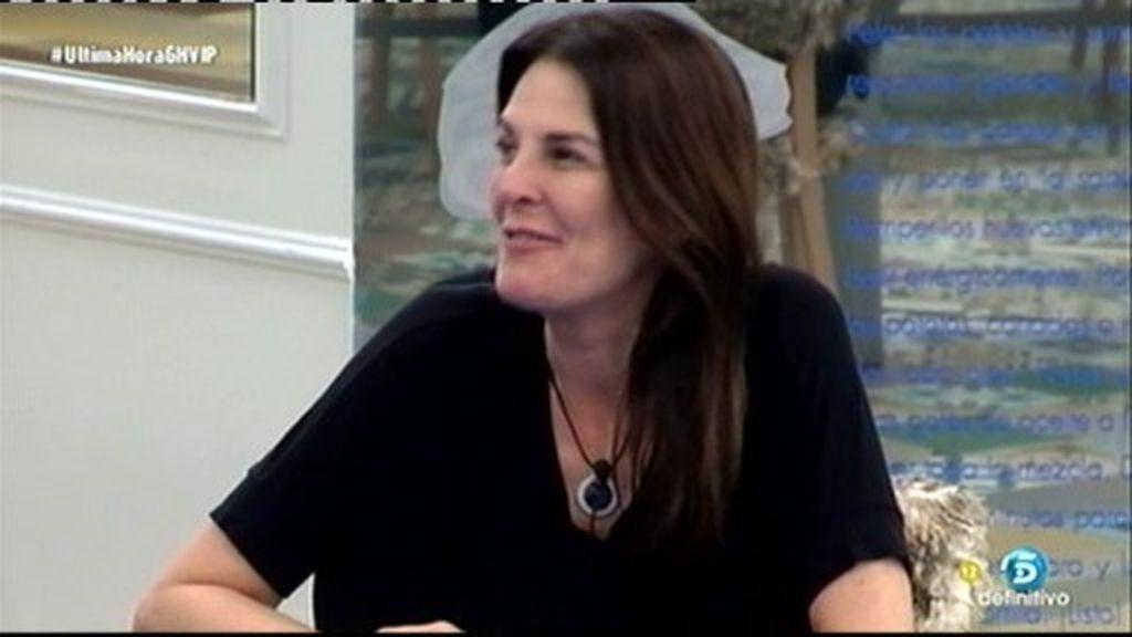 El nuevo rostro de Ángela y su relación con Sandro Rey, sobre la mesa