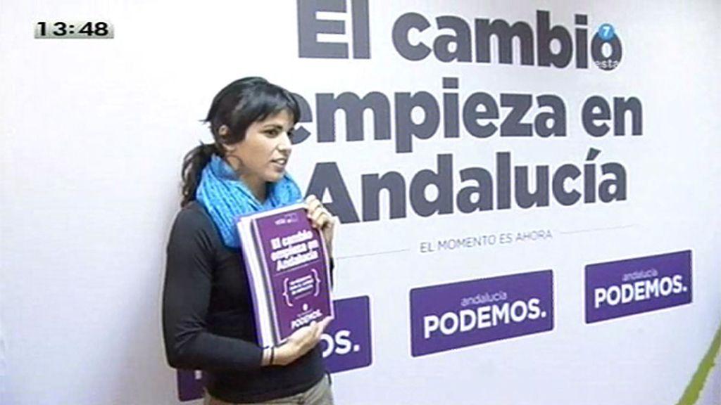 El programa de Podemos para Andalucía