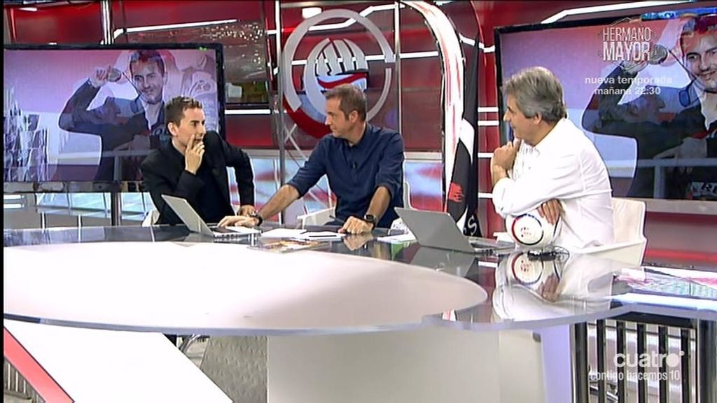 """Jorge Lorenzo: """"Los únicos que dejaron claro que iban a ayudar a Rossi eran los italianos"""""""