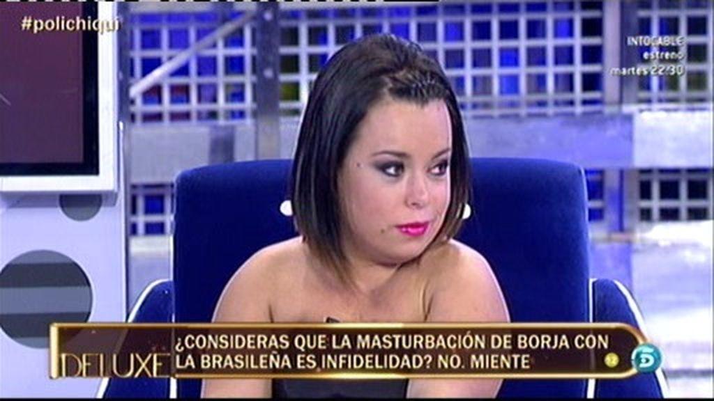 Chiqui podría haber consentido las infidelidades de Borja