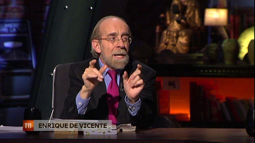 """Enrique de Vicente: """"Los sumerios ya sabían que había ese décimo planeta"""""""