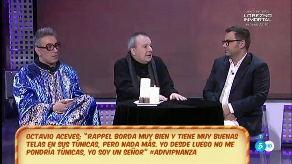 """Octavio Aceves: """"Mi pareja me ha pagado la deuda y me ha pedido que me case con él"""""""