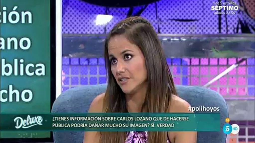 Mónica Hoyos tiene celos de Miriam Saavedra