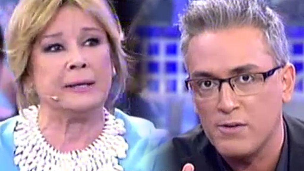 """Kiko Hernández y Mila Ximénez relatan su pesadilla: """"Estamos agotados"""""""