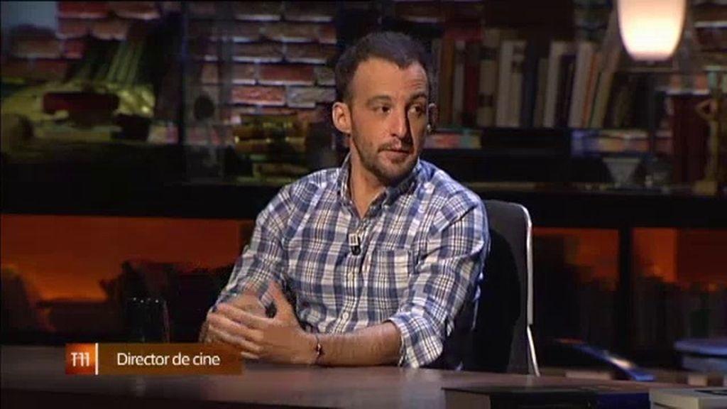"""Alejandro Amenábar: """"Quería hacer una película relacionada con la mente"""""""