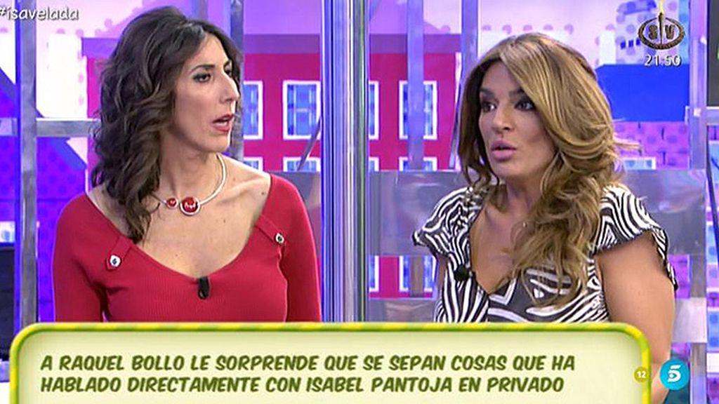 """Raquel Bollo se pregunta si hay un topo en Cantora: """"Hay alguien interesado en culparnos a nosotros"""""""