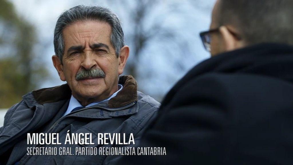 Risto, Revilla y la casa de Emilio Botín