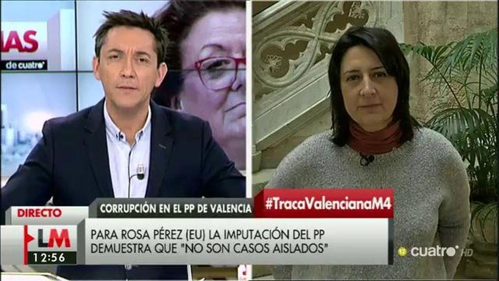 Se aprueba por unanimidad una comisión de investigación en la Diputación de Valencia
