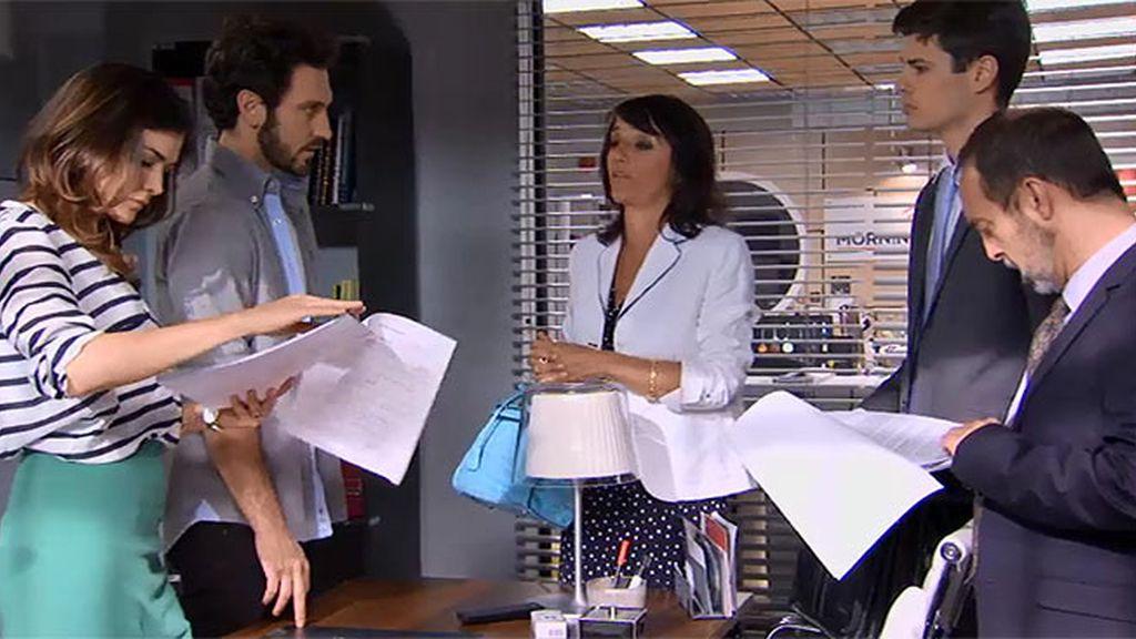 Araceli podría quitarle el puesto a Lucía