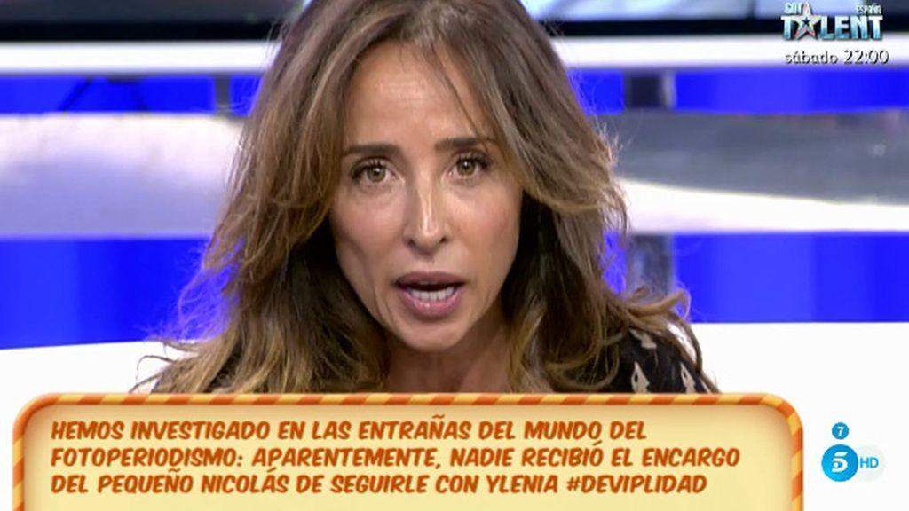 """Patiño, de Fran Nicolás: """"Puedo probar la cantidad de llamadas que hace a prensa"""""""