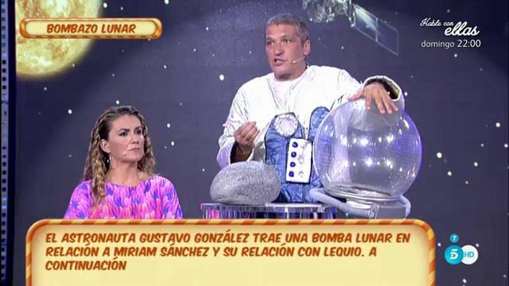 """Gustavo González: """"Una persona cercana a Miriam Sánchez me dice que sí hubo una relación con Lequio"""""""