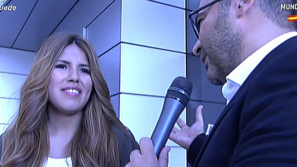 "Chabelita reconoce a Jorge Javier que ser madre tiene ""muchas cosas"" duras"