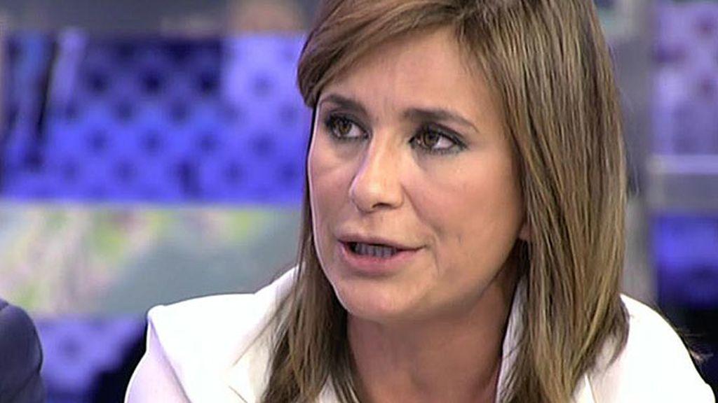 "Gema: ""Mayte Zaldívar y Pantoja podrían entrar en prisión, y Julián Muñoz salir"""