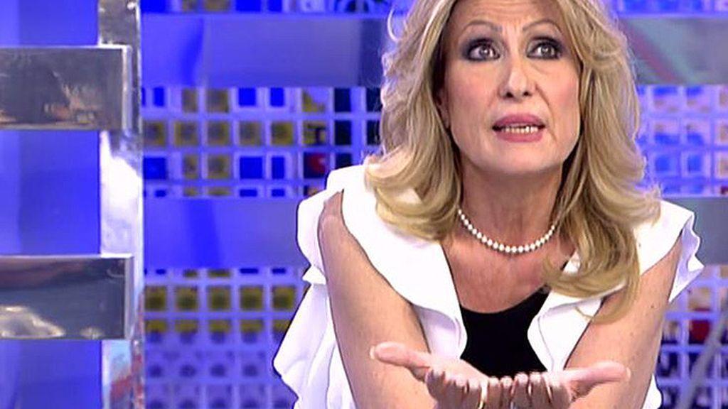 Rosa Benito no venderá su ático de Chipiona