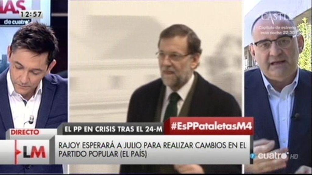 """Losada: """"Rajoy necesita cambios en sintonía con su reforma laboral: despidos baratos y contrataciones precarias"""""""