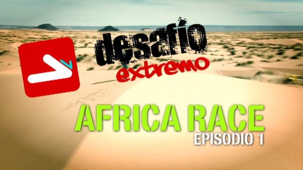 Desafío Extremo. 'África Race' (Parte I)