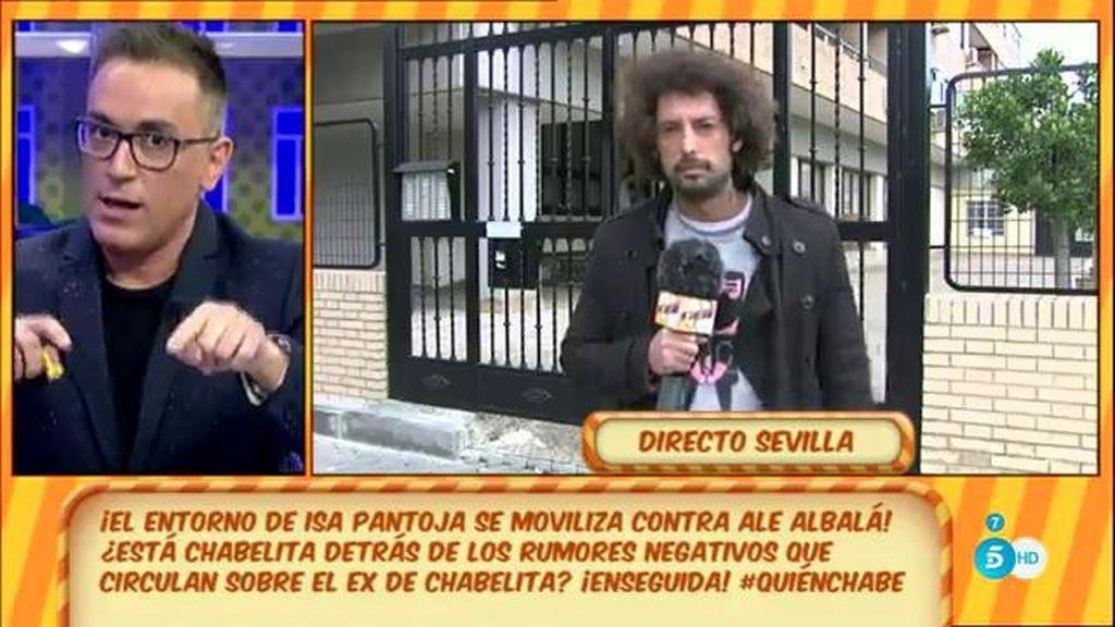 """Kiko Hernández: """"Va a estallar una auténtica bomba sobre Chabelita y Alejandro Albalá"""""""