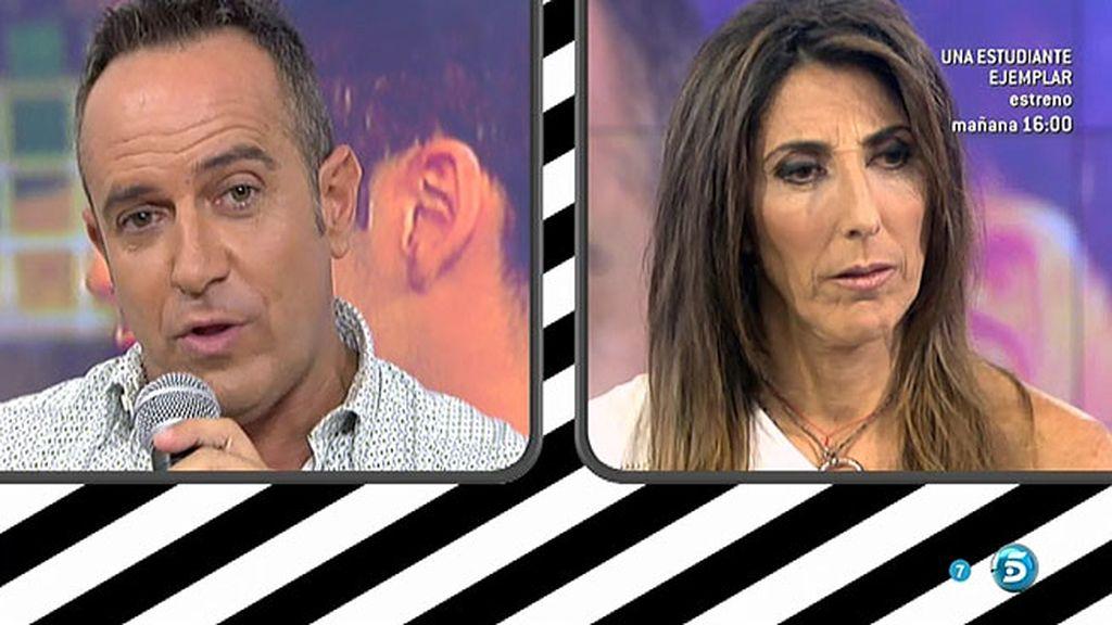 """Víctor Sandoval ha roto con Fran Pascual: """"No quiero a un vividor a mi lado"""""""
