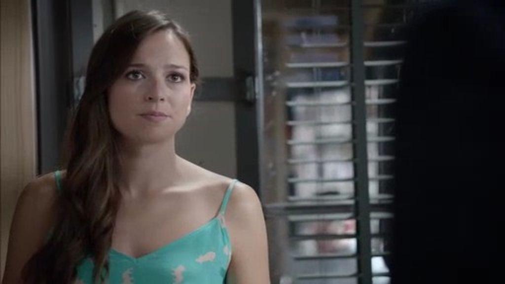 """Clara, a Cristóbal: """"Lo de anoche fue un error. Pablo no se puede enterar"""""""