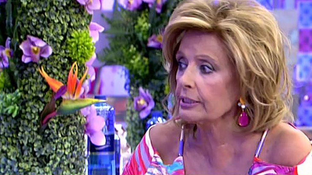 """Teresa Campos: """"Me he hartado de decir que mi casa es Telecinco"""""""