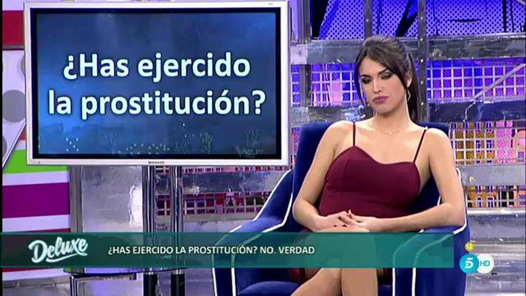 ¿Ha ejercido Sofía alguna vez la prostitución?