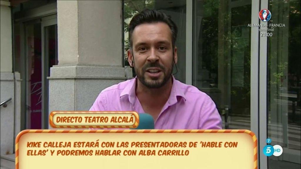 """K. Calleja sabe algo que no puede desvelar: """"El que tiene que perder más es Feliciano"""""""