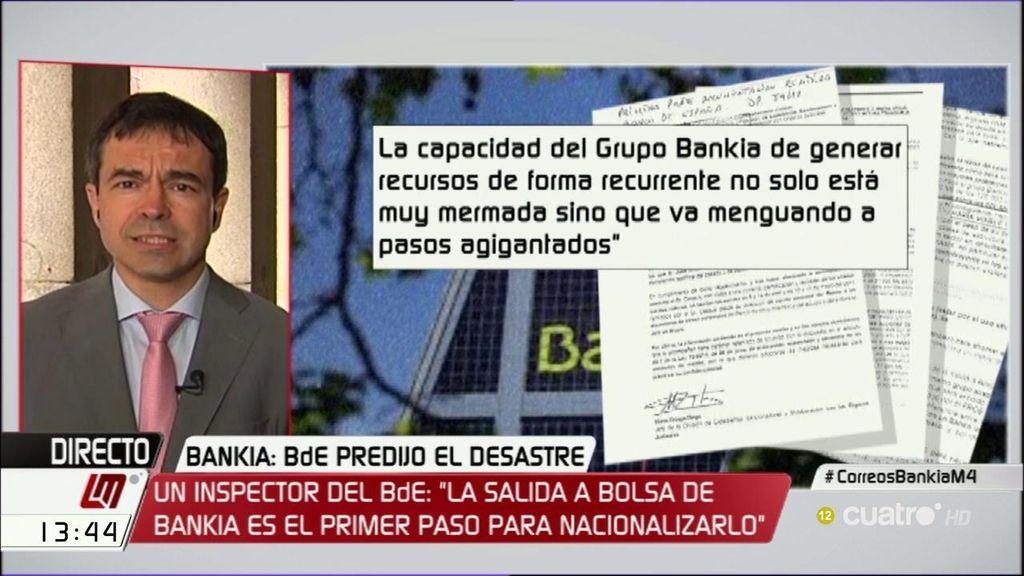 """A. Herzog: """"Esto es desolador y confirma que en España las instituciones no funcionan"""""""