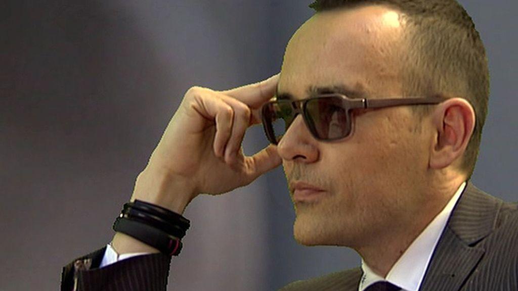 """Risto: """"Le dije a Pedro J. si se puede confiar en un director que engaña a su mujer"""""""