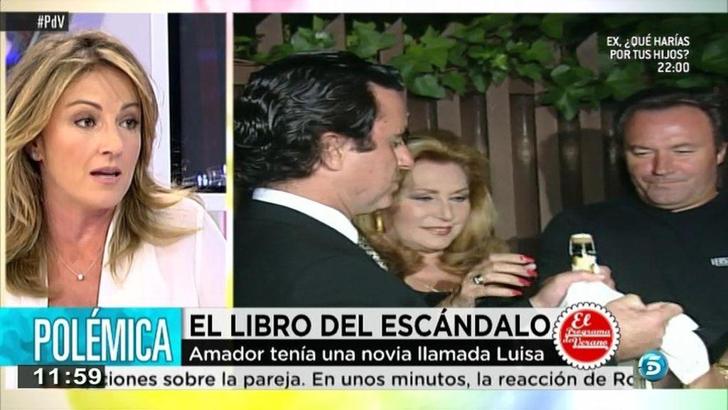 """El libro del escándalo: """"Rosa y Amador se aprovecharon de la Jurado viva y muerta"""""""