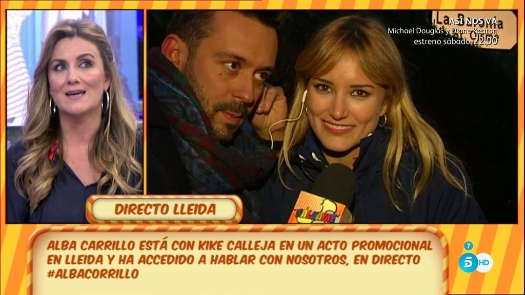 """Alba Carrillo tiene un consejo para las novias de Feliciano: """"Que coja la bolsa y corra"""""""
