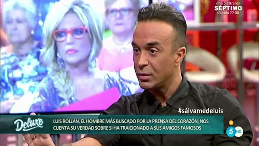 """Luis Rollán: """"He llegado a sentir miedo de Jordi y me he sentido presionado por él"""""""
