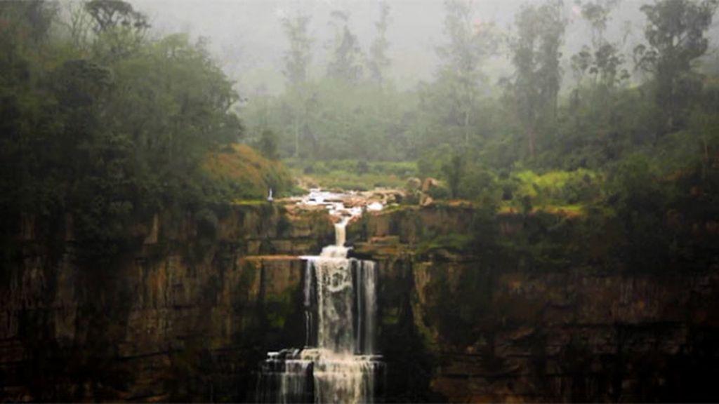 El Salto de Tequendama, uno de los lugares más embrujados de Colombia