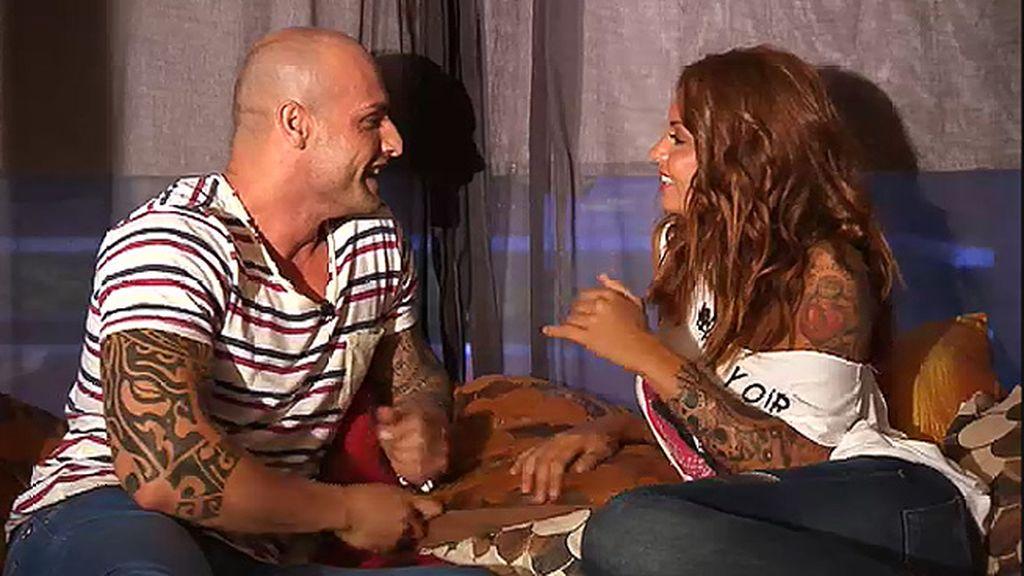 Cita Iván y María (12/08/14)