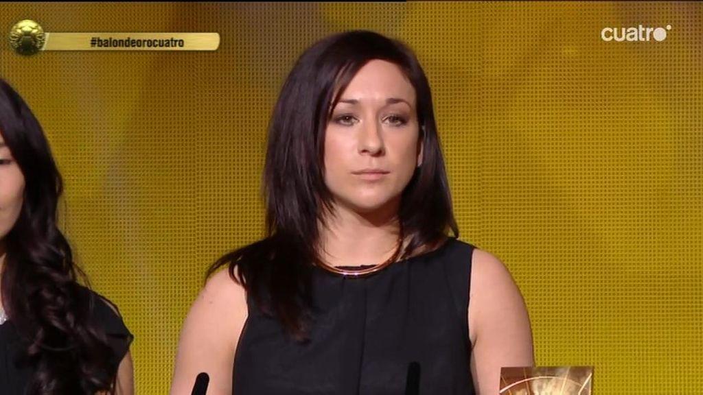 La alemana Nadine Kessler, del Wolfsburgo, conquista el Balón de Oro femenino 2014