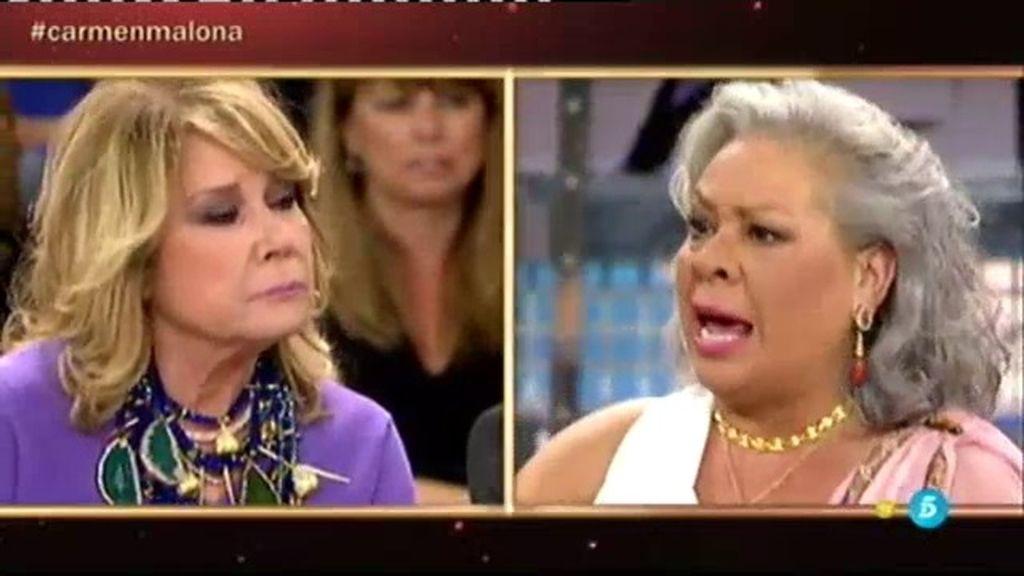 """Carmen Gahona: """"Raquel no puede utilizar a sus hijos para hacer un reportaje ese"""""""