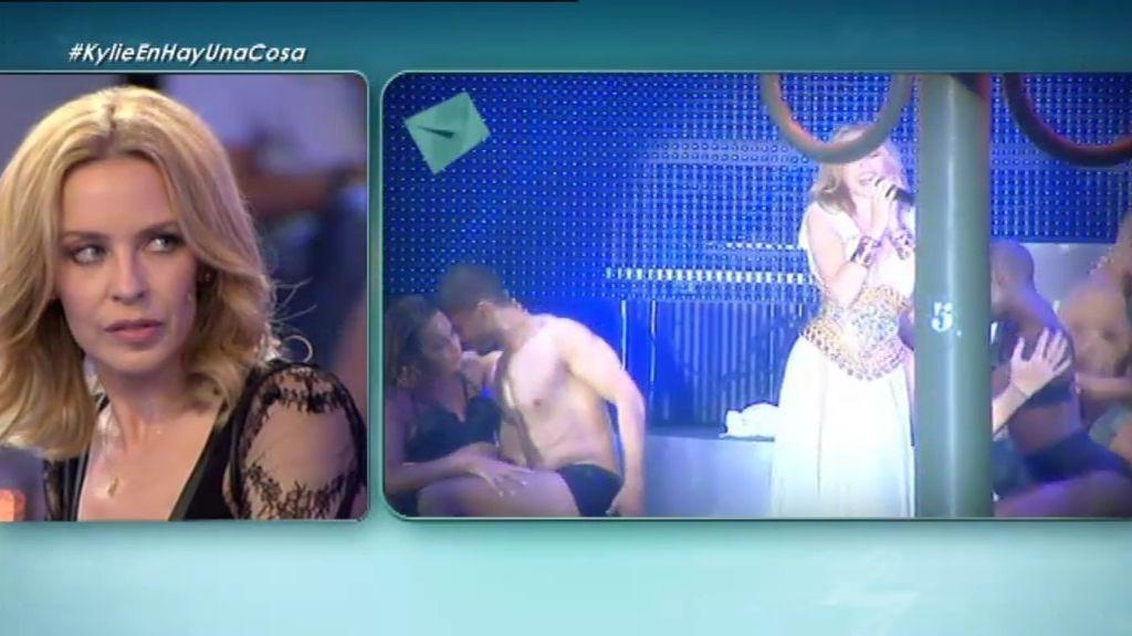 """Kylie Minogue: """"Siempre he apoyado mucho a mi público gay"""""""