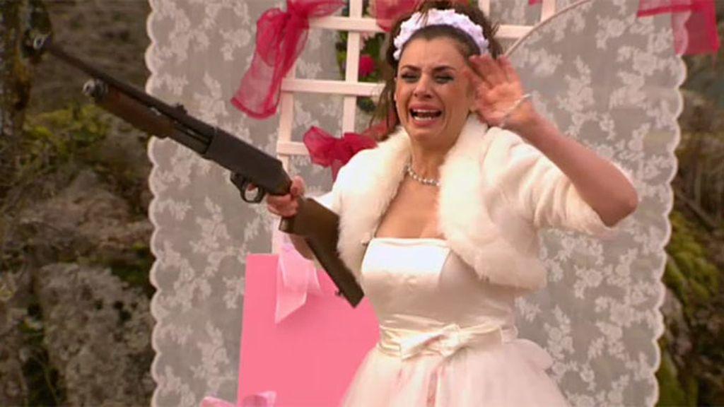 La boda entre Chema y Soraya no sale como habían planeado