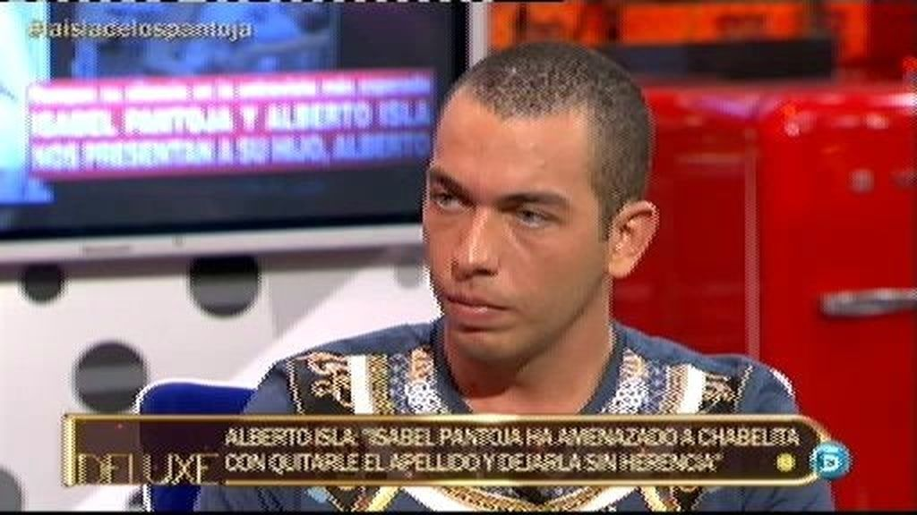 """Alberto Isla: """"Chabelita jamás se ha sentido querida por su tío Agustín"""""""