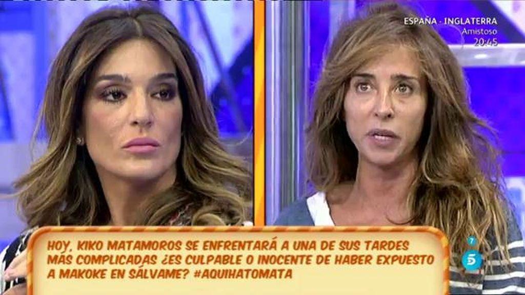 """María Patiño: """"Lo que contó Jorge sobre Pantoja, lo puedo demostrar"""""""