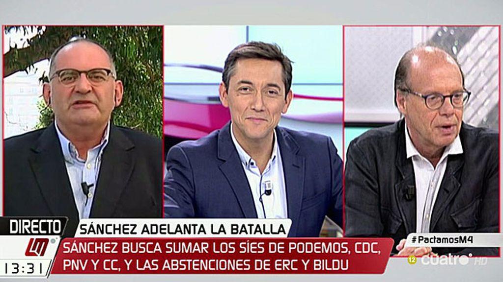 """Antón Losada: """"Prefiero sin lugar a dudas pactar con nacionalistas que con corruptos"""""""