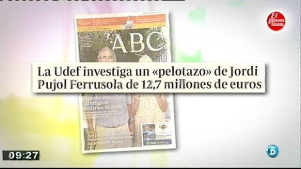 Jordi Pujol Ferrusola obtuvo 12,7 millones de euros en plusvalía en un solo movimiento en 2008