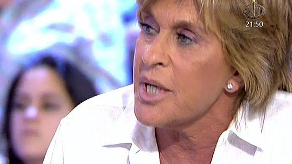 """Chelo Gª Cortés, sobre el episodio que le distanció de Pantoja: """"Fui cobarde, pero ahora soy valiente para decirlo"""""""