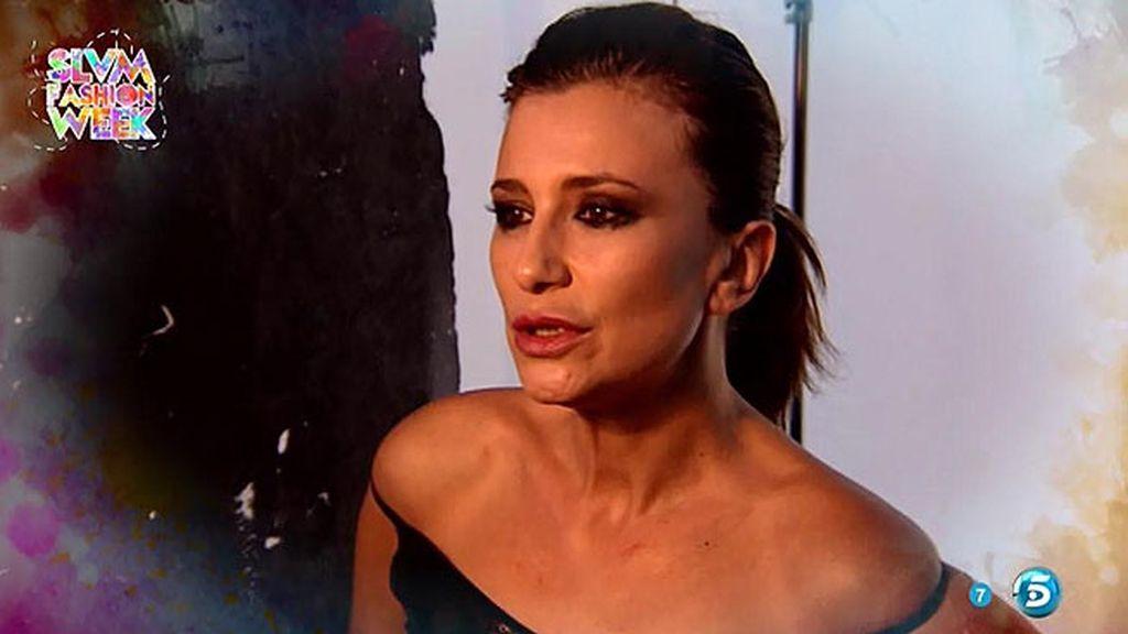 Gema López se transforma en Kate Moss