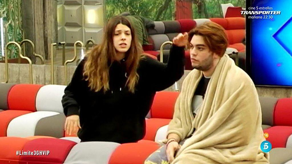 "Javi, sobre Laura: ""Mi hermana no es, es la hija de Kiko"""